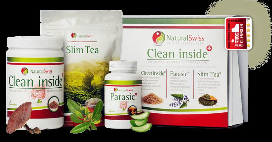 Image of Clean Inside program - 3 termék