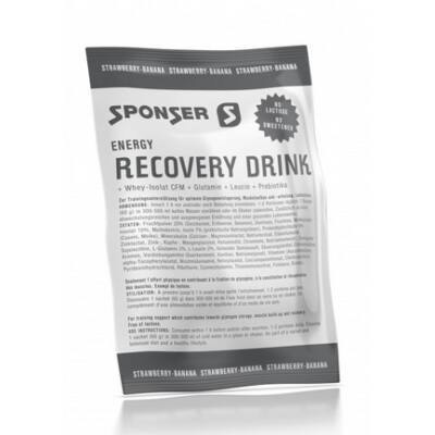 Sponser RECOVERY DRINK 60g Eper/Banán