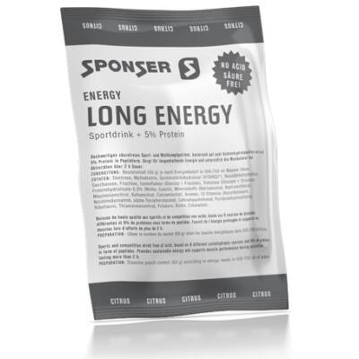 Sponser LONG ENERGY 60g Citrus