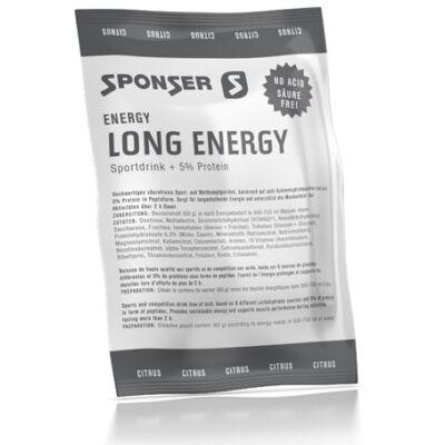 Sponser LONG ENERGY 60g Citrus