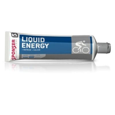 Sponser LIQUID ENERGY gél 70g Natúr
