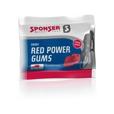 Sponser POWER GUMS 75g Vegyes gyümölcs