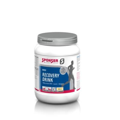Sponser RECOVERY DRINK 1200g Eper/Banán