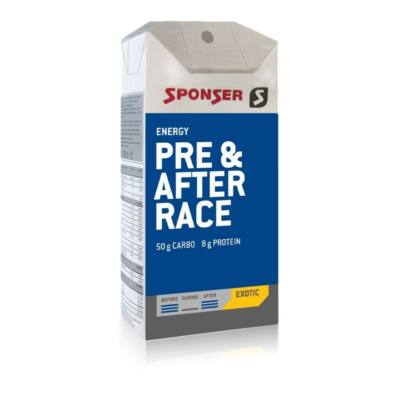 Sponser PRE & AFTER RACE 330ml