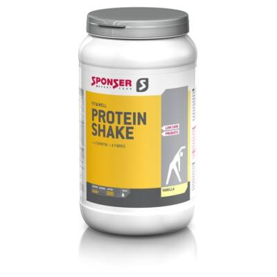 Sponser PROTEIN SHAKE LOW CARB 550g Banán