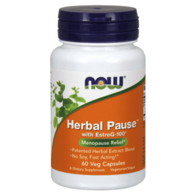 Now Herbal Pause™ with EstroG-100® 60db