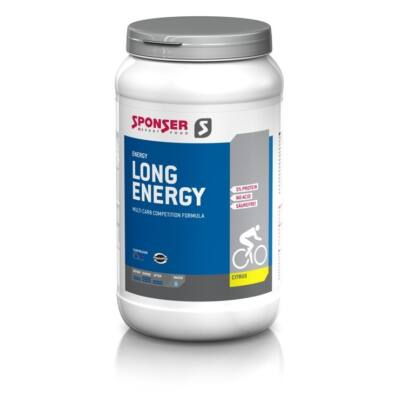 Sponser LONG ENERGY 5% protein 1200g Citrus