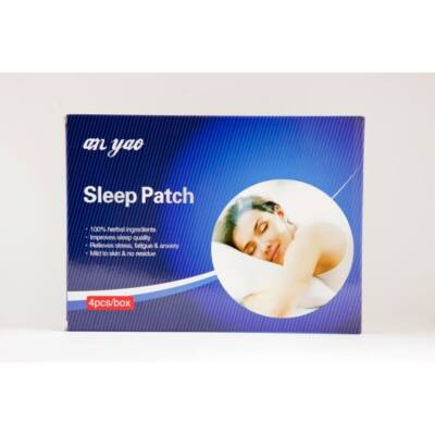 Alvást segítő tapasz 4db