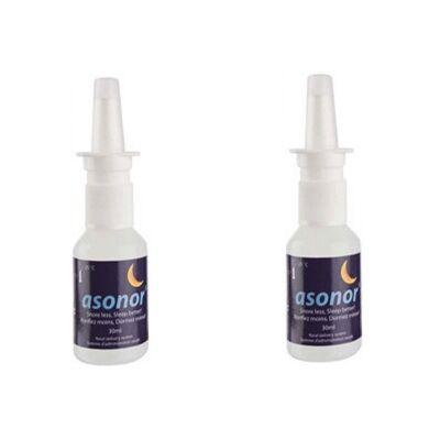 Asonor horkolásgátló spray 2 db. akciós