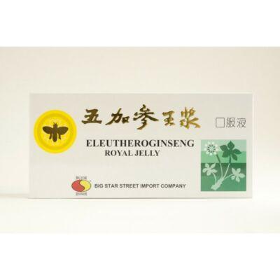 Eleutheroginseng Royal jelly ampulla 10 db