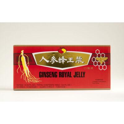 Ginseng Royal Jelly ampulla 10 db