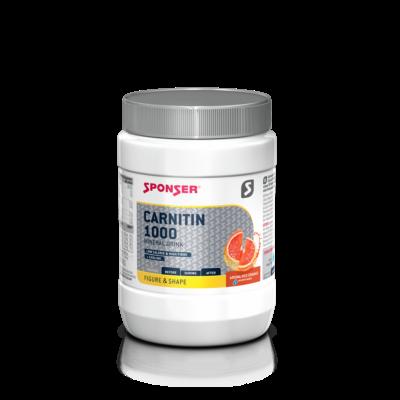 Sponser Carnitin 1000 energizáló, zsírégető ital - Vérnarancs
