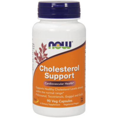 Now Cholesterol Support - 90 Veg Capsules