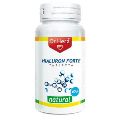 Dr. Herz Hialuron Forte 60 db tabletta