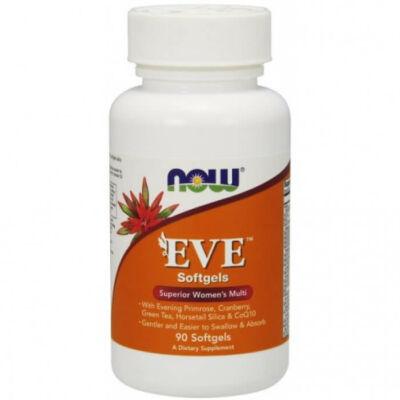 Now Eve Women's Multiple Vitamin - 90 Softgels