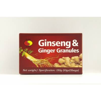Ginseng and Gyömbér granulátum