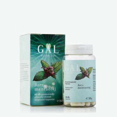GAL Borsmentaolaj 60db kapszula