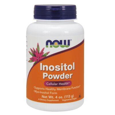 Now Inositol Powder Vegetarian - 4 oz. (113g) myo-inozitol