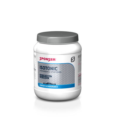 Sponser ISOTONIC izotóniás ital (1000g) - Őszibarack