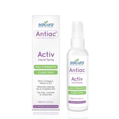 Salcura Antiac Activ Folyékony Tisztító Permet 50ml