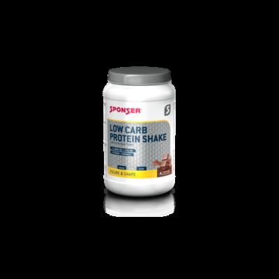 Sponser Protein Shake Low Carb fehérje ital - Vanília