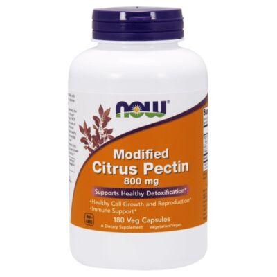 NOW Modified Citrus Pectin 800 mg Veg Capsules
