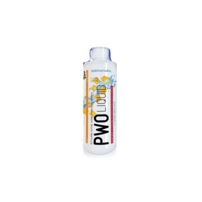 PWO Liquid - 500 ml - FLOW - Nutriversum - több íz