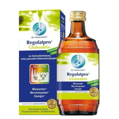 Dr. Niedermaier Pharma Regulatpro Glukoaktiv 350 ml