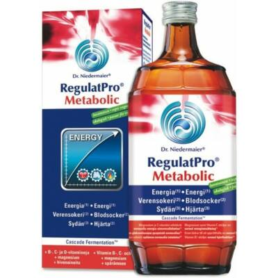Dr. Niedermaier Pharma Regulatpro Metabolic 350 ml