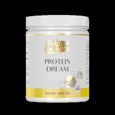 StarDiets Protein Dream fehérje – Banán split ízű 500 g