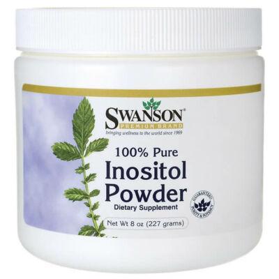 SWANSON Myo-Inositol por (folsav nélkül) 100% os.