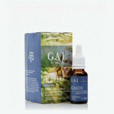GAL K2+D3 Forte vitamin 20ml