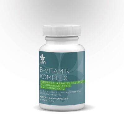 WTN B-vitamin komplex folát nélkül Ingyen kiszállítással!