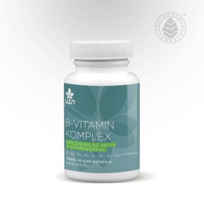 WTN B-vitamin komplex Ingyen kiszállítással!