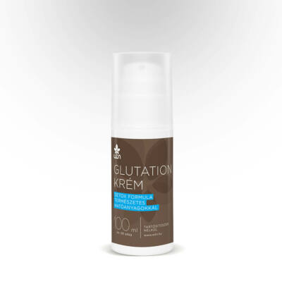WTN glutation krém 100 ml. AKCIÓ ingyen kiszállítás Wise Tree Naturals