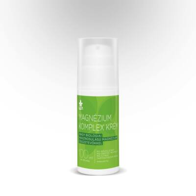 WTN magnézium komplex krém Wise Tree Naturals 100 ml.