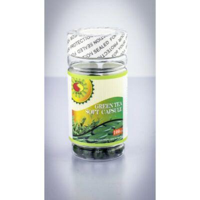 Zöld Tea Lágyzselatin Kapszula 100 db