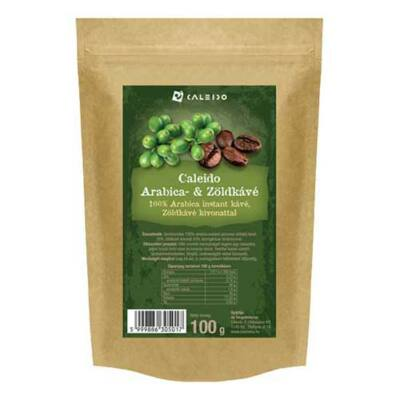 Caleido Arabica & Zöldkávé 100 g