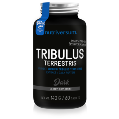 Nutriversum DARK Tribulus Terrestris 60 tabletta