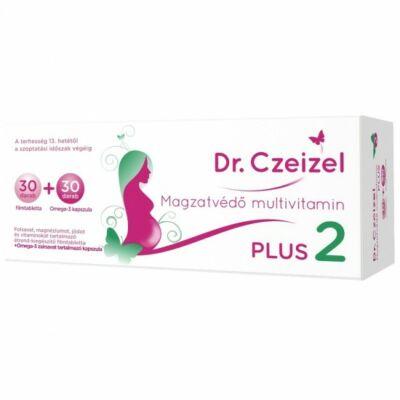 Dr. Czeizel Magzatvédő multivitamin PLUS 2 30+30 db