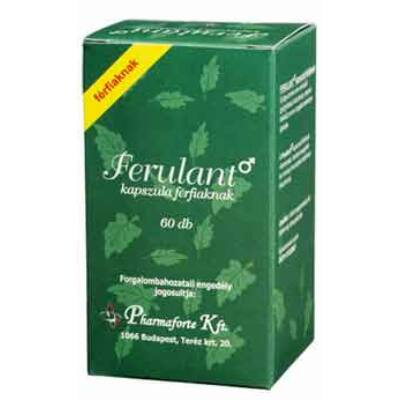 Pharmaforte Ferulant kapszula férfiaknak 60 db