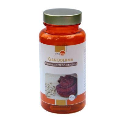 VitaMed Ganoderma étrend-kiegészítő 60db.