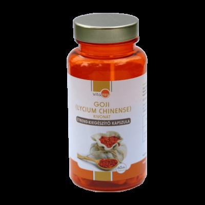 VitaMed Prémium Goji  kapszula 60db