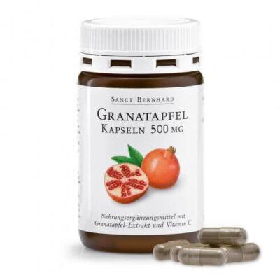Sanct Bernhard Gránátalma 500 mg 90 db kapszula