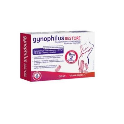 Gynophilus Restore hüvelytabletta (2x)
