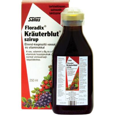 Salus Floradix Krauterblut szirup 250 ml