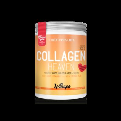 Nutriversum Collagen Heaven - 300 g - WSHAPE - Kollagén-Mangó