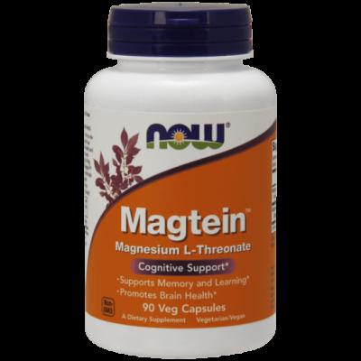Now Magtein™- 90 Veg Capsules