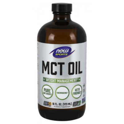 Now MCT Oil Liquid ( 473 ml )