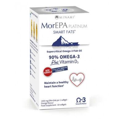 Minami Nutrition MorEPA Platinum Smart 60 db